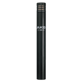 C480 B Combo - Black - Reference modular condenser microphone - Hero