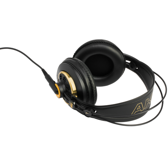 K240 STUDIO - Black - Professional studio headphones - Detailshot 1