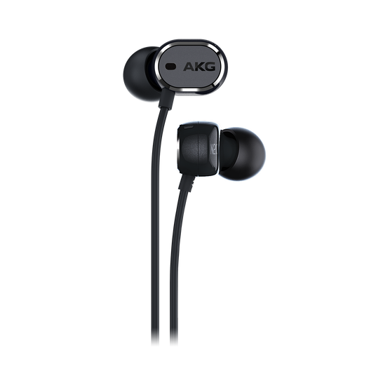 N20 NC - Black - In-ear headphones with active noise cancelling - Detailshot 1