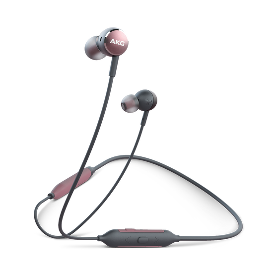 AKG Y100 Wireless - Pink - Wireless in-ear headphones - Hero