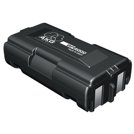 BP4000 - Black - Battery pack - Hero