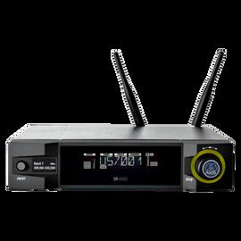 SR4500 - Black - Reference wireless stationary receiver - Hero